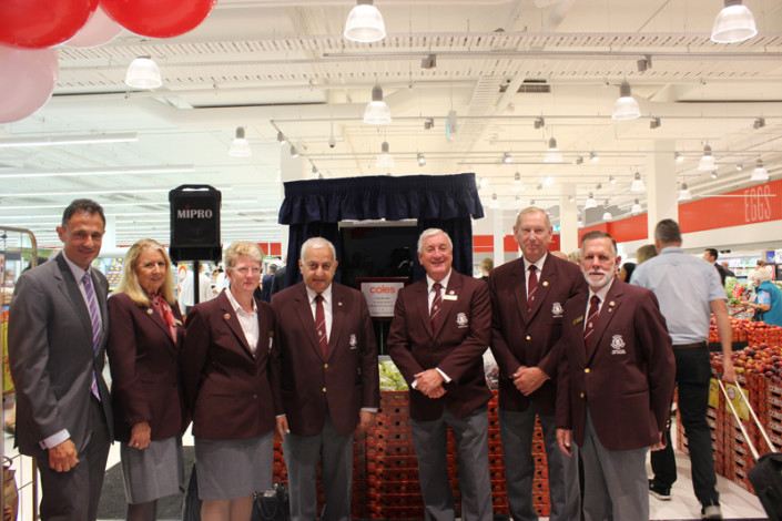 Coles Opening