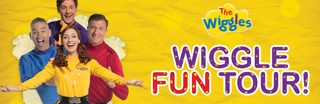 The Wiggles - Wiggle Fun Tour 2019 - SOLD OUT