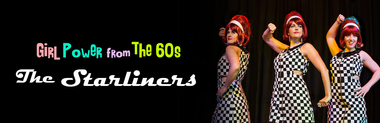 The Starliners: Girl Power From The 60's