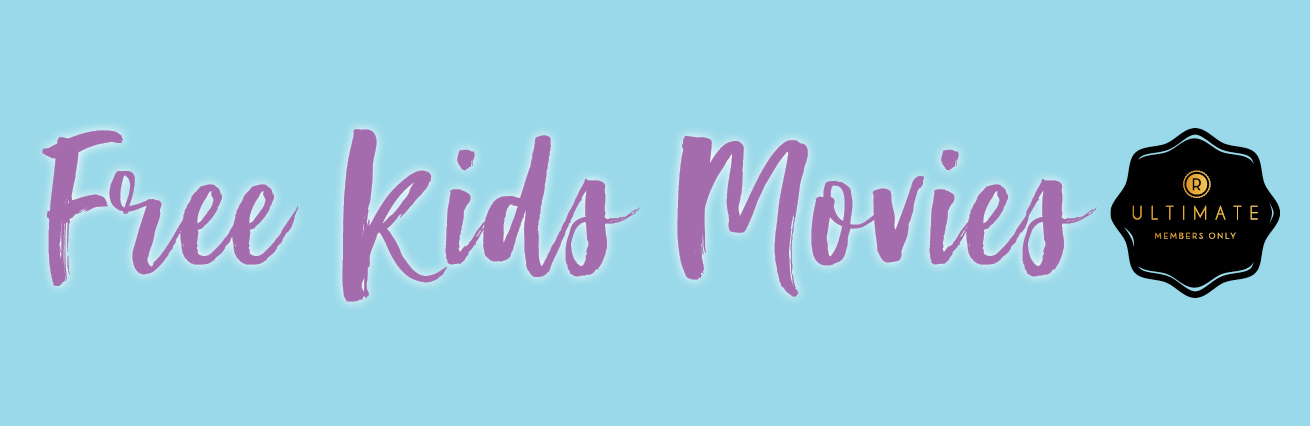 Kids Free Movies April 2020  - EVENT CANCELLED