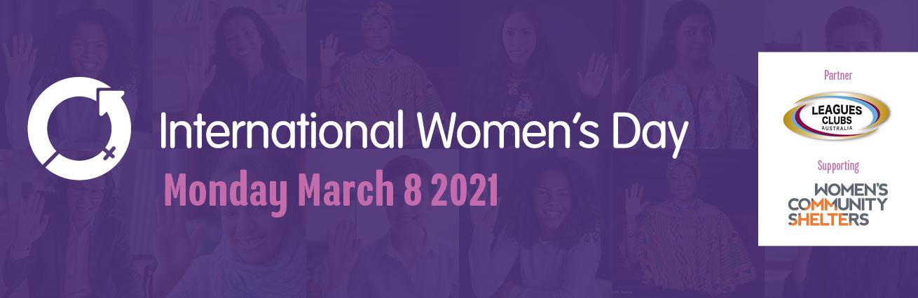 International Women's Day 2021 #IWD2021