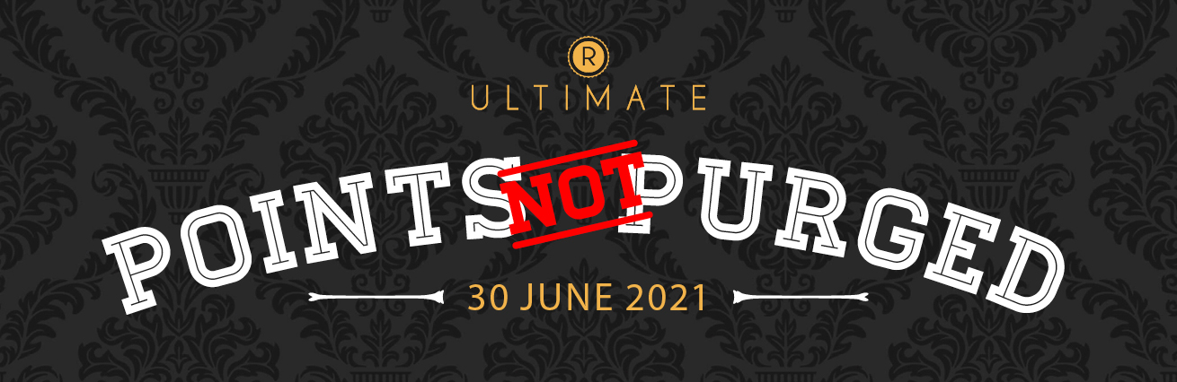 Ultimate Points Purge 2021